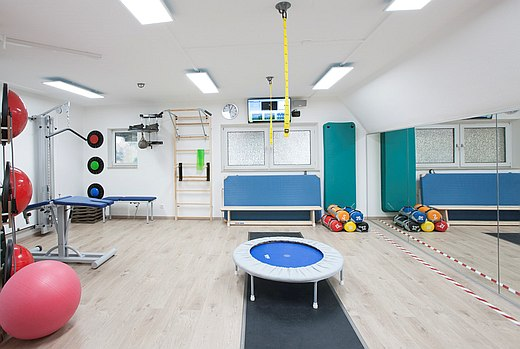 Medical Fitness im KPW